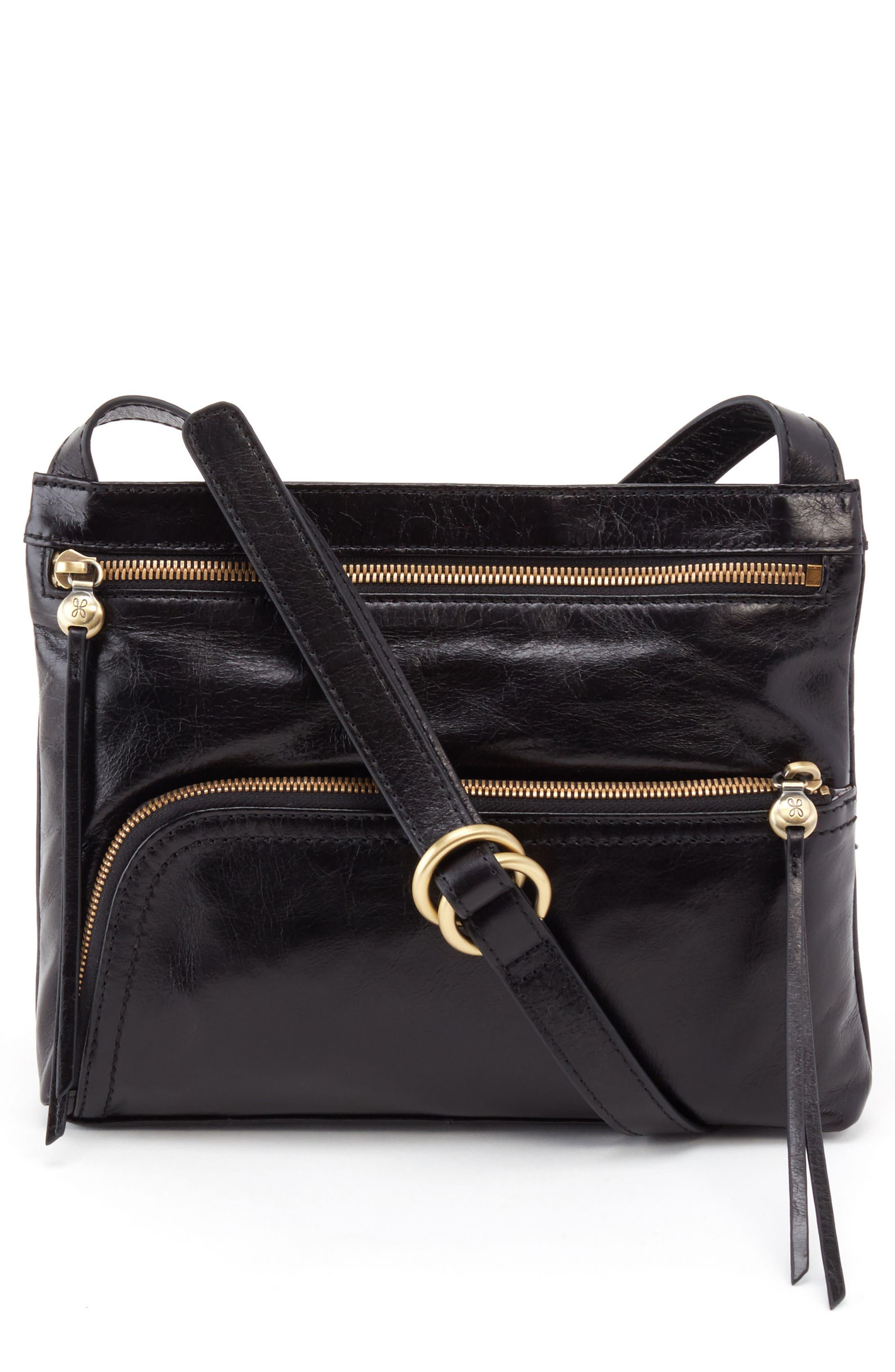 ed21c8852 Hobo Cassie Crossbody Bag - Black