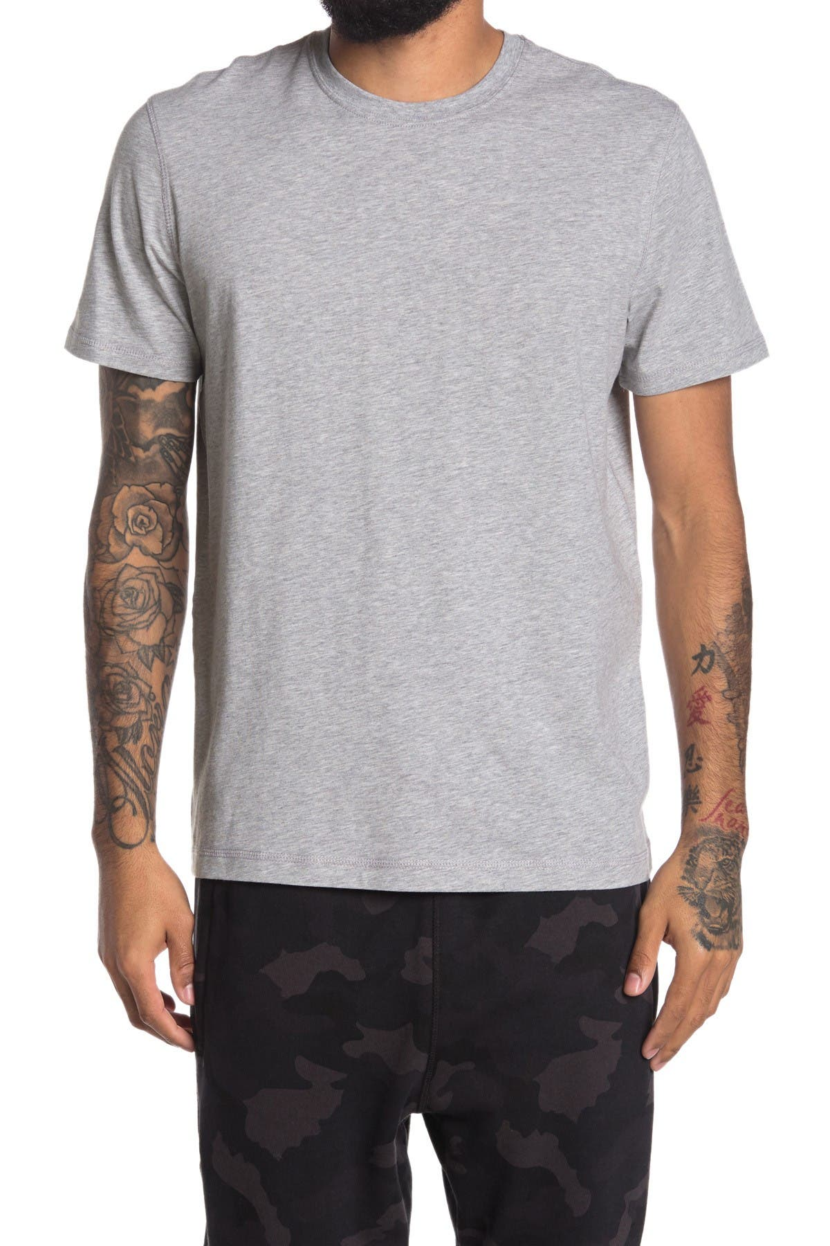 Image of 90 Degree By Reflex Crew Neck T-Shirt