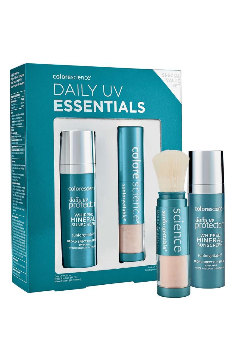 COLORESCIENCE<SUP>®</SUP> Daily UV Essentials Kit, Main, color, NO COLOR