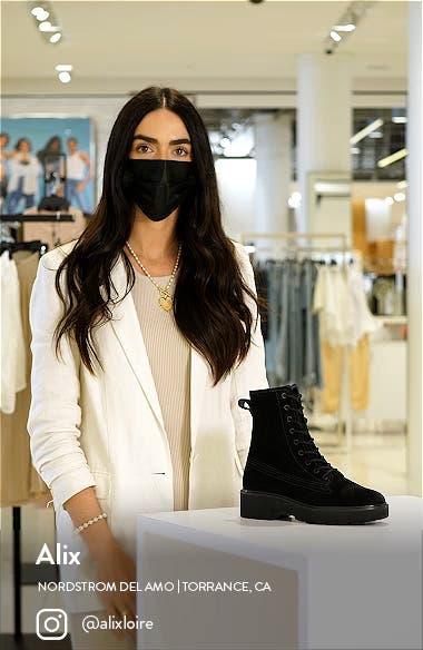 Jackson Lug Sole Boot, sales video thumbnail