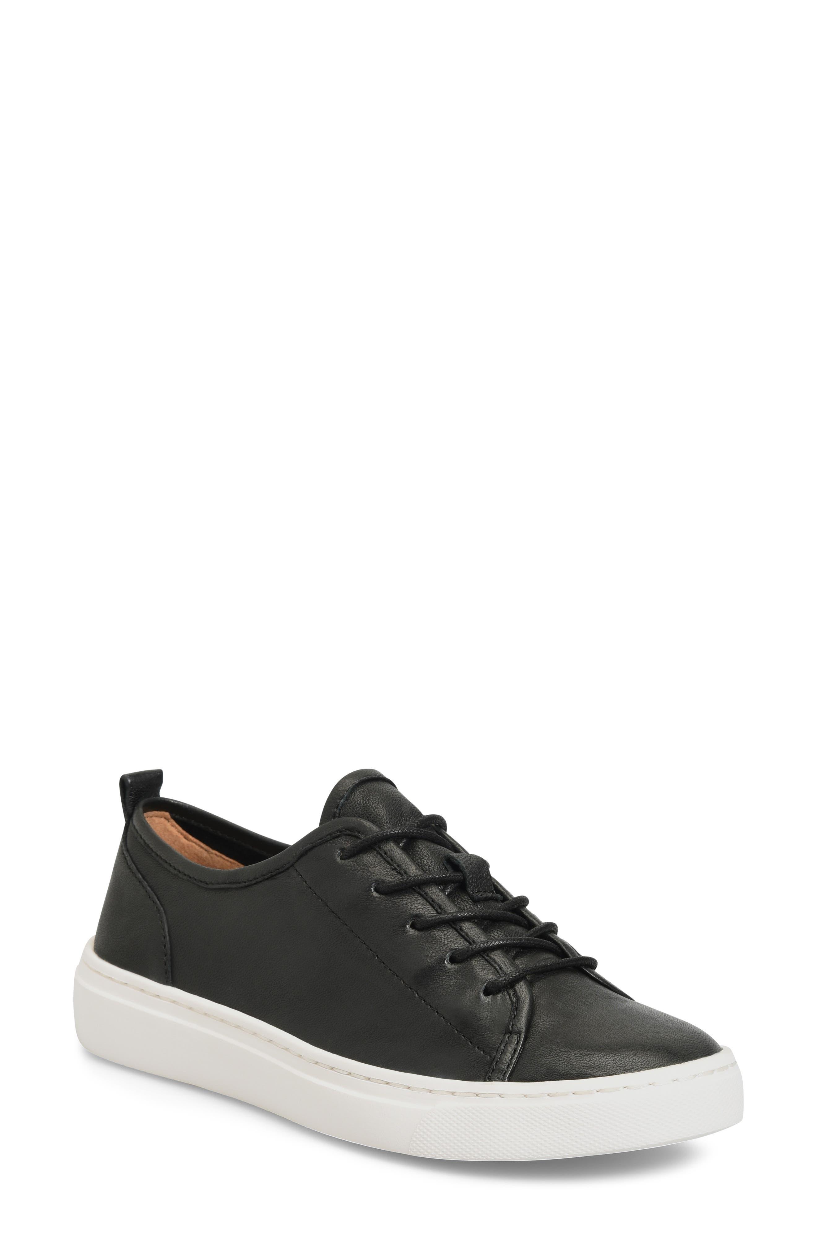 Talen Leather Sneaker