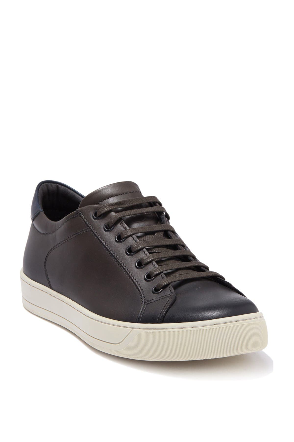 Image of Bruno Magli Westy Leather Low Top Sneaker