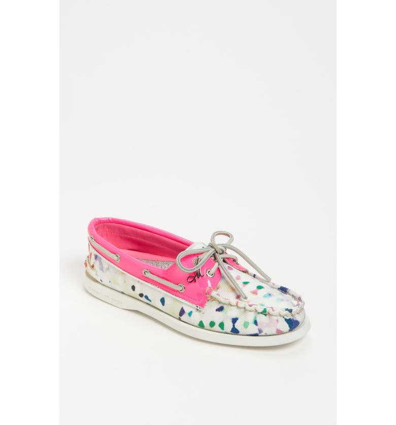 SPERRY Milly for Sperry Top-Sider<sup>®</sup> 'Authentic Original' Boat Shoe, Main, color, 100