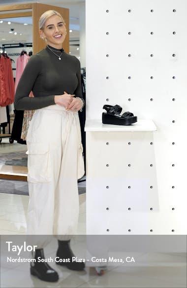 Rebel Lori Quarter Strap Platform Sandal, sales video thumbnail
