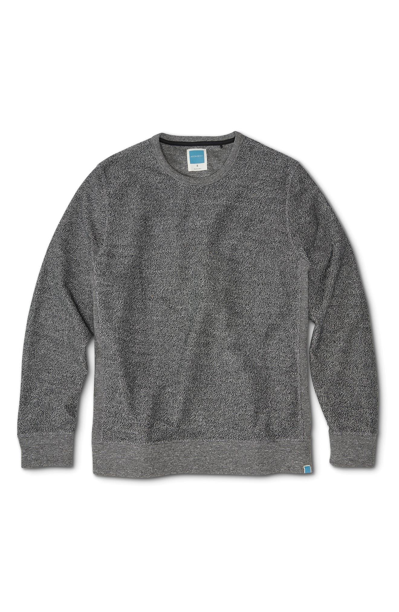 Reversed Crew Sweatshirt