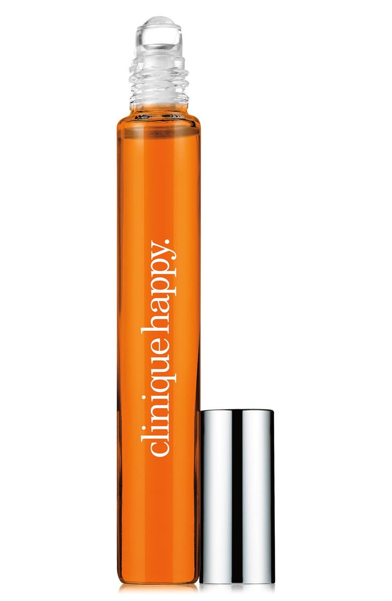 CLINIQUE Happy Perfume Rollerball, Main, color, NO COLOR