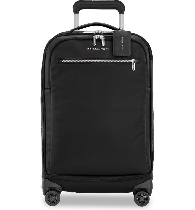 BRIGGS & RILEY Spinner 22-Inch Carry-On, Main, color, 001