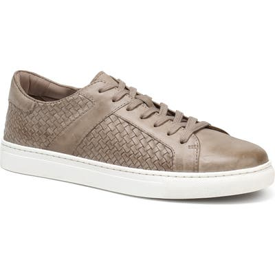 Trask Ackley Lace-Up Sneaker, Grey