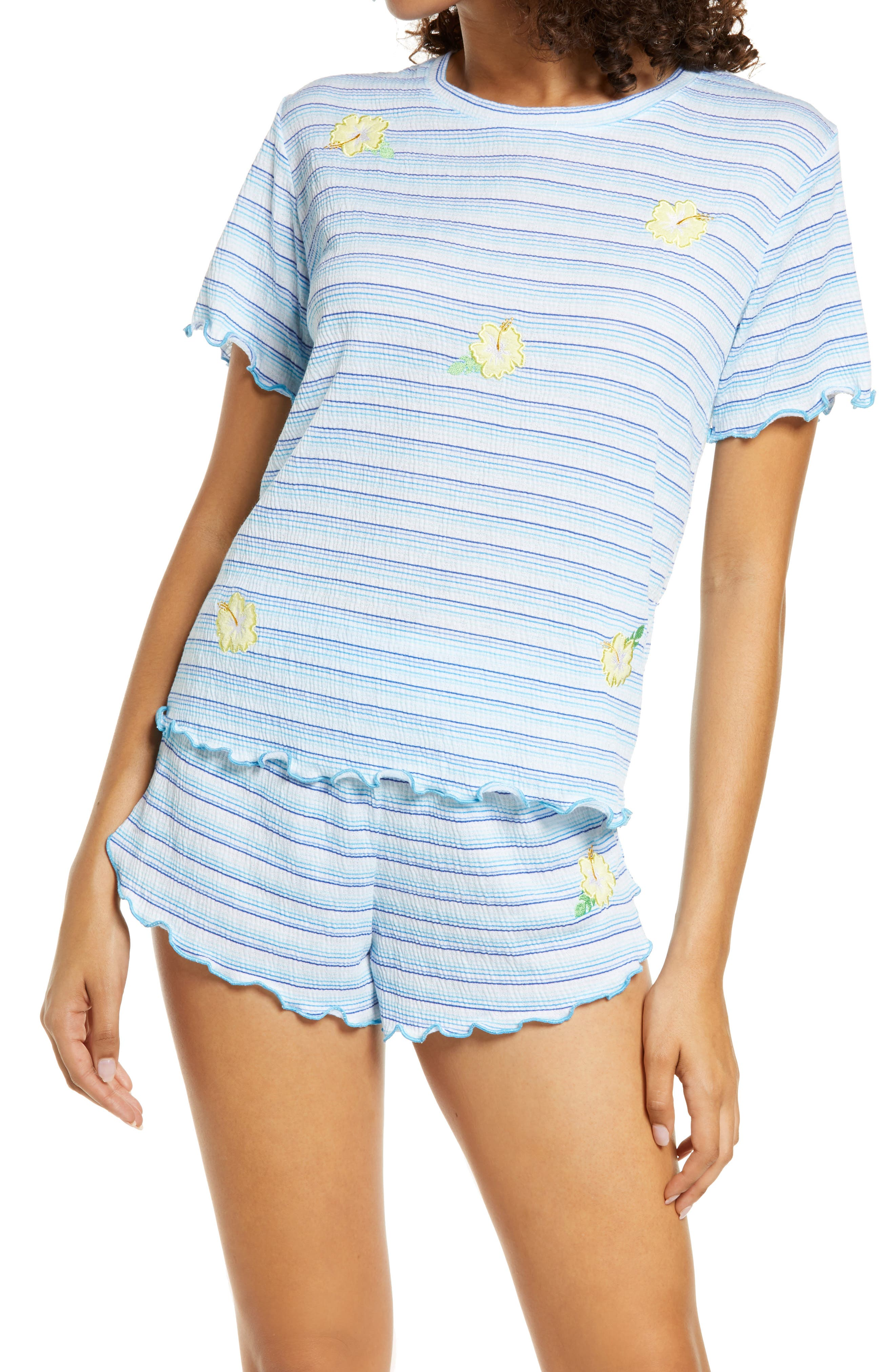 Women's Relaxed Fit Short Pajamas