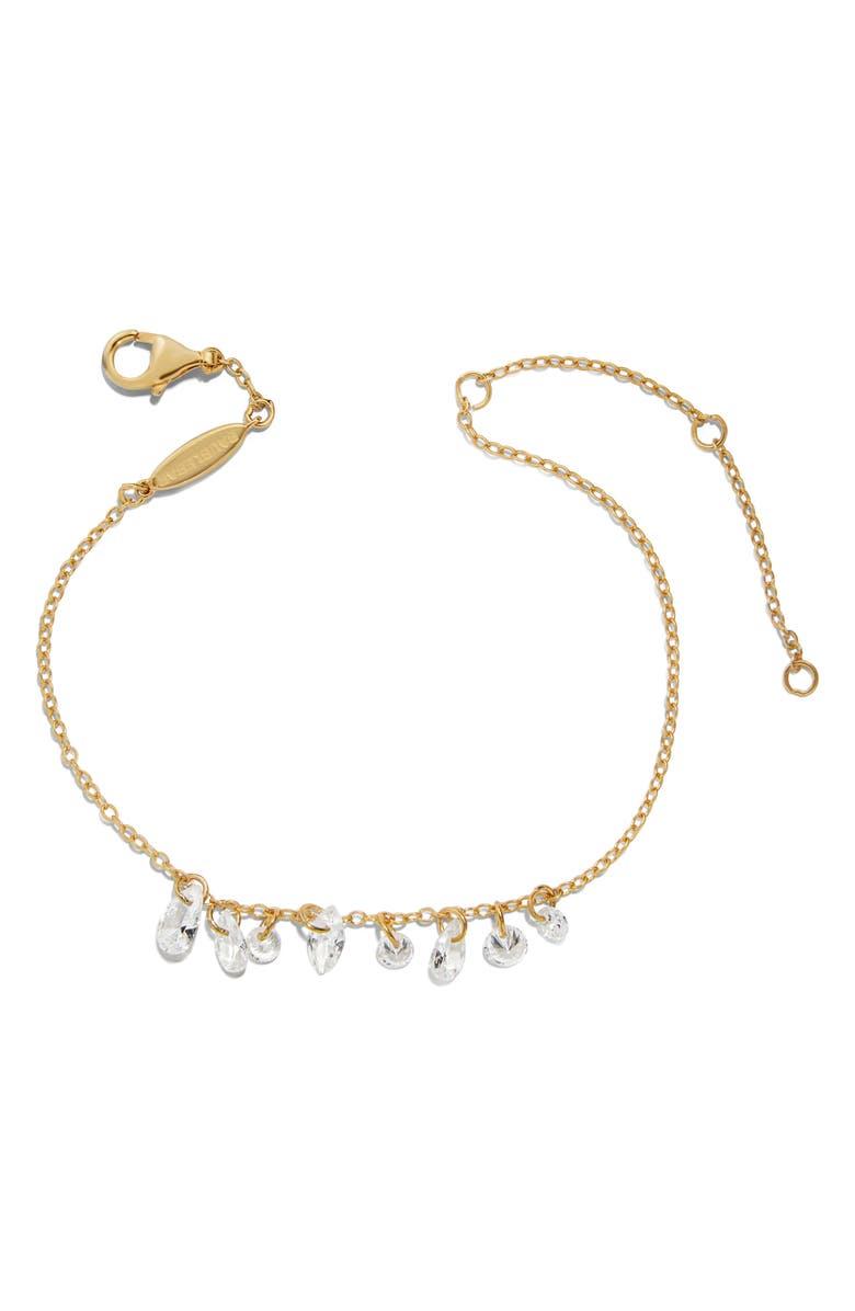 BAUBLEBAR Iseo Vermeil Link Bracelet, Main, color, GOLD