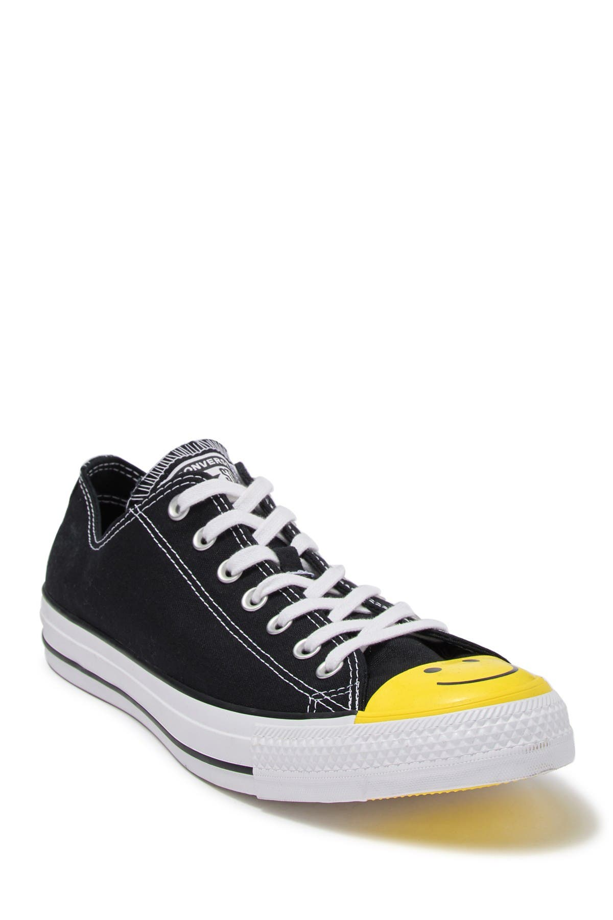 Chuck Taylor All Star Ox Yellow Smiley