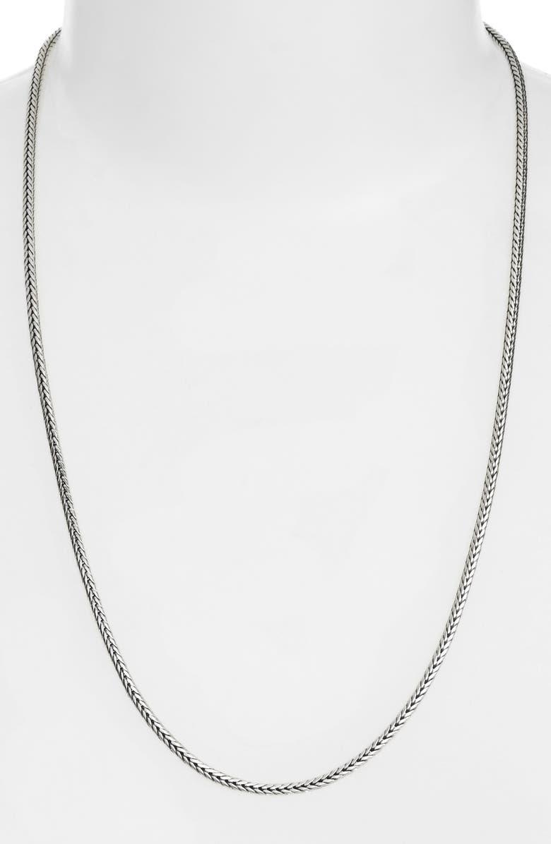 KONSTANTINO Herringbone Chain, Main, color, 040