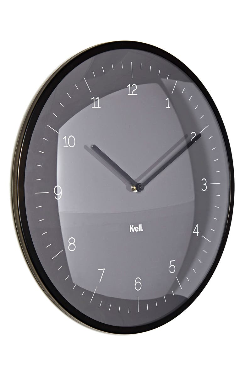 KVELL Domo Wall Clock, Main, color, 020