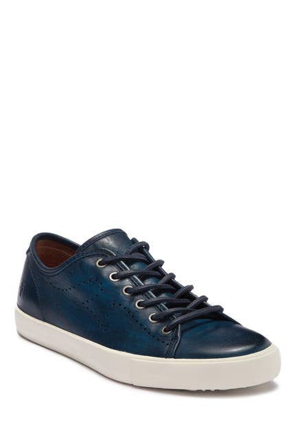 Image of Frye Brett Low Leather Sneaker