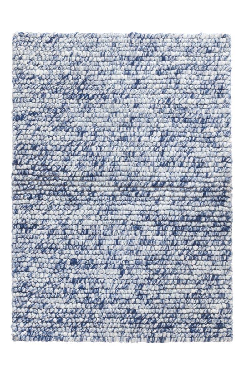 DASH & ALBERT Niels Rug, Main, color, BLUE