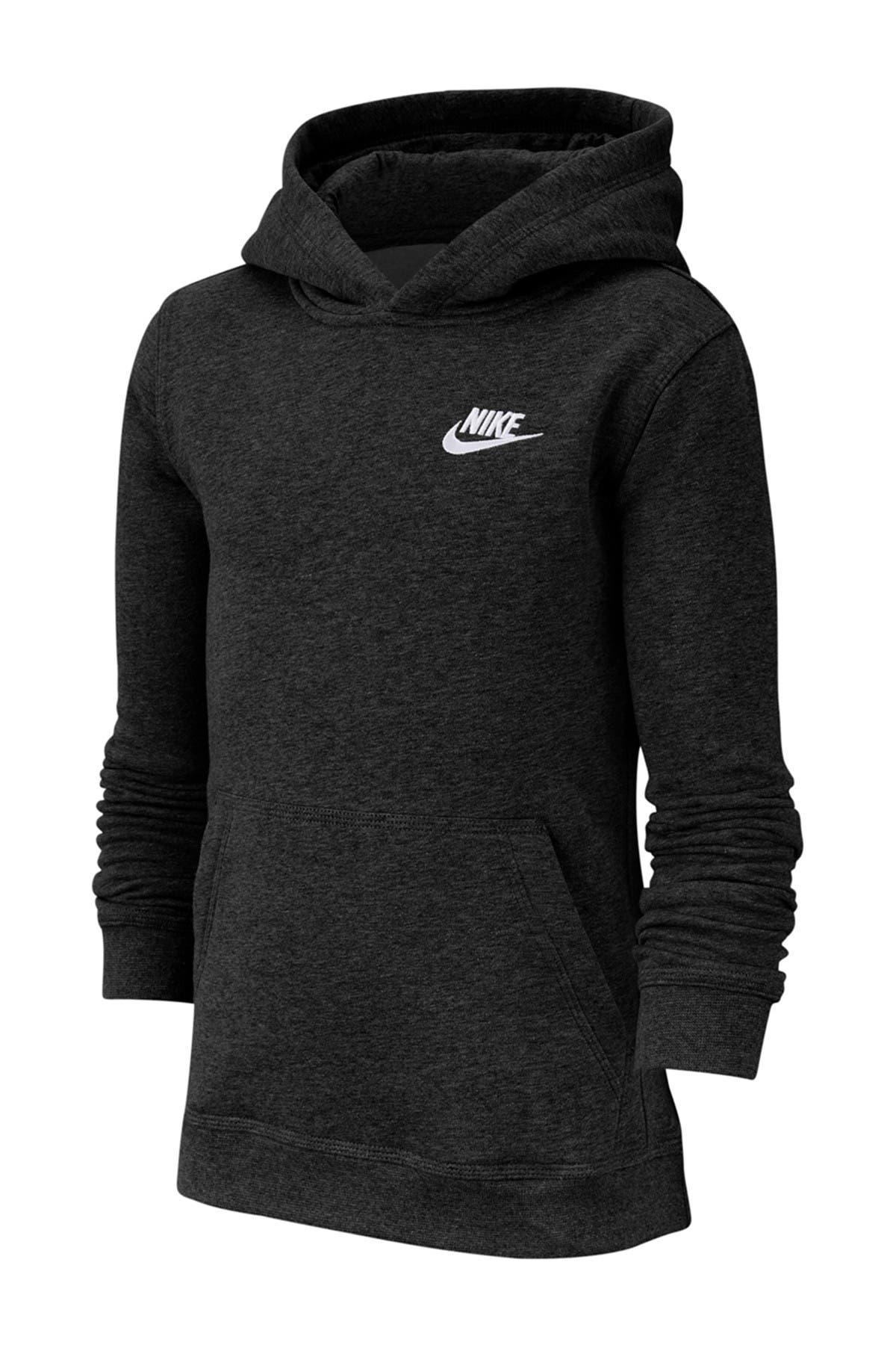 Image of Nike Sportswear Club Pullover Hoodie
