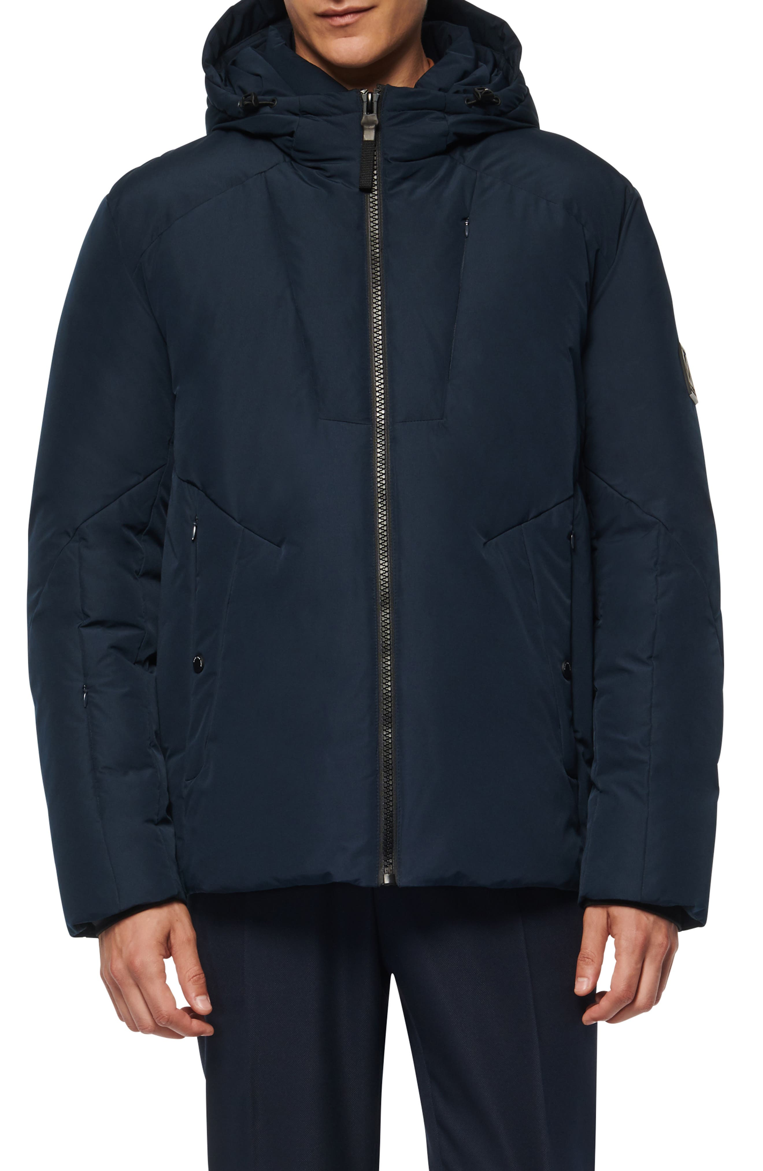 Spalding Water Resistant Down & Feather Fill Parka