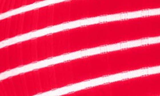 FIERY RED/WHITE