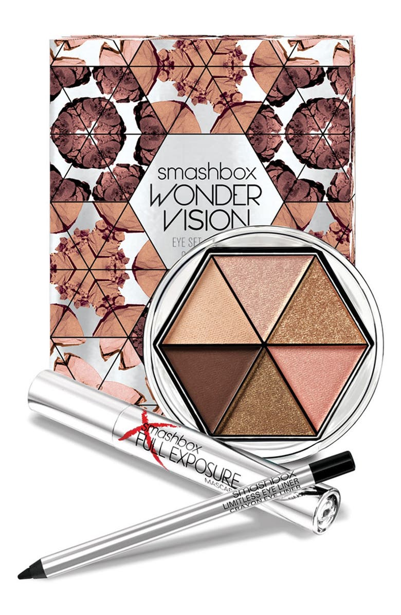 SMASHBOX 'Wondervision' Eye Set, Main, color, 200
