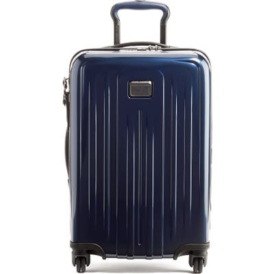 Tumi V4 Collection 22-Inch International Expandable Spinner Carry-On - Black