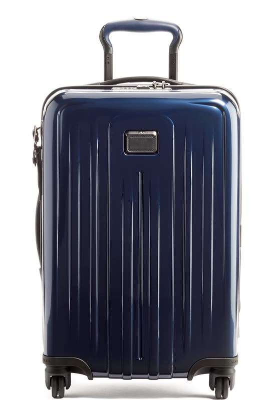 Tumi V4 Collection 22-inch International Expandable Spinner Carry-on In Eclipse