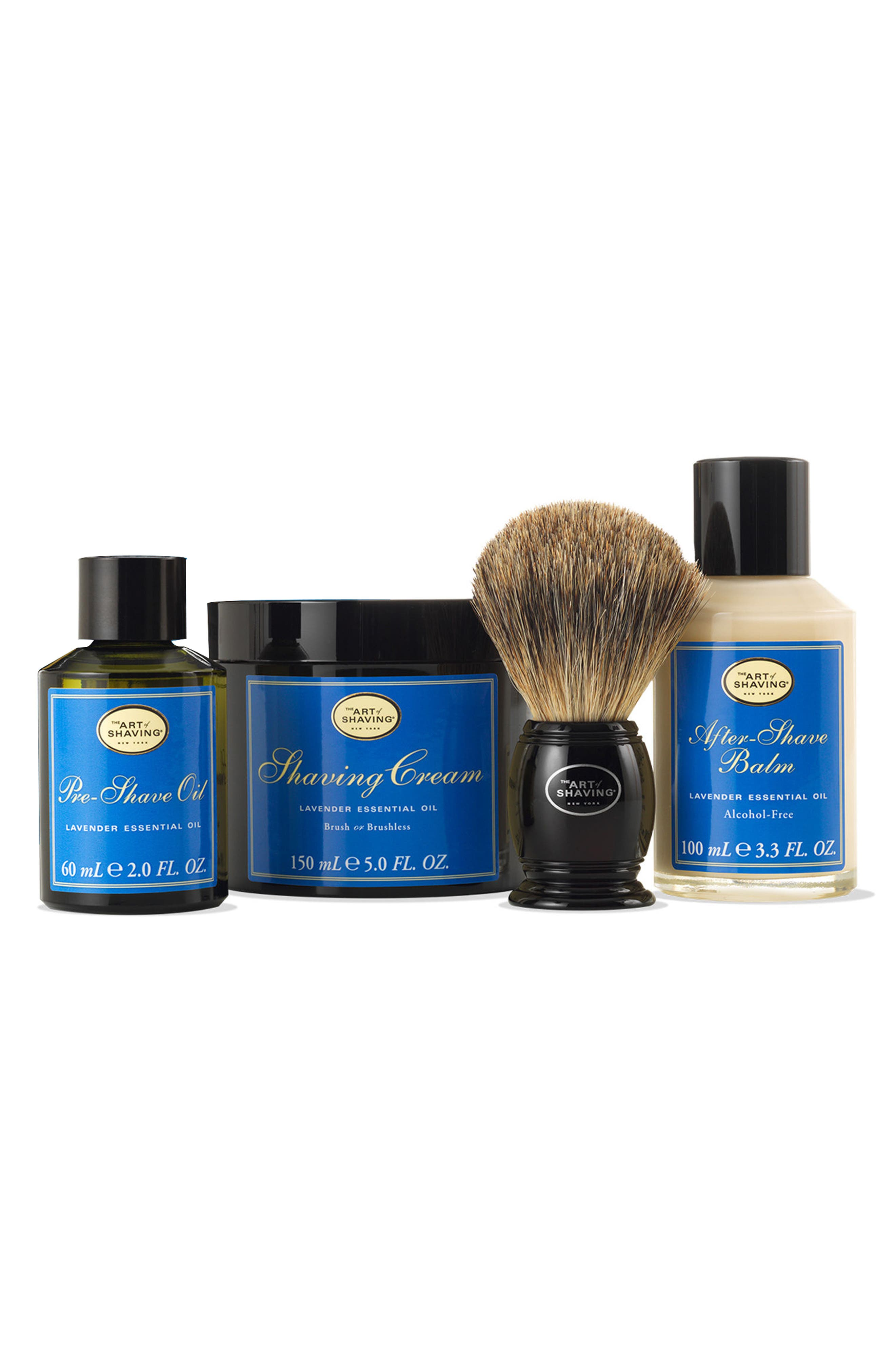 ,                             <sup>®</sup> The 4 Elements of the Perfect Shave<sup>®</sup> Kit,                             Alternate thumbnail 6, color,                             002