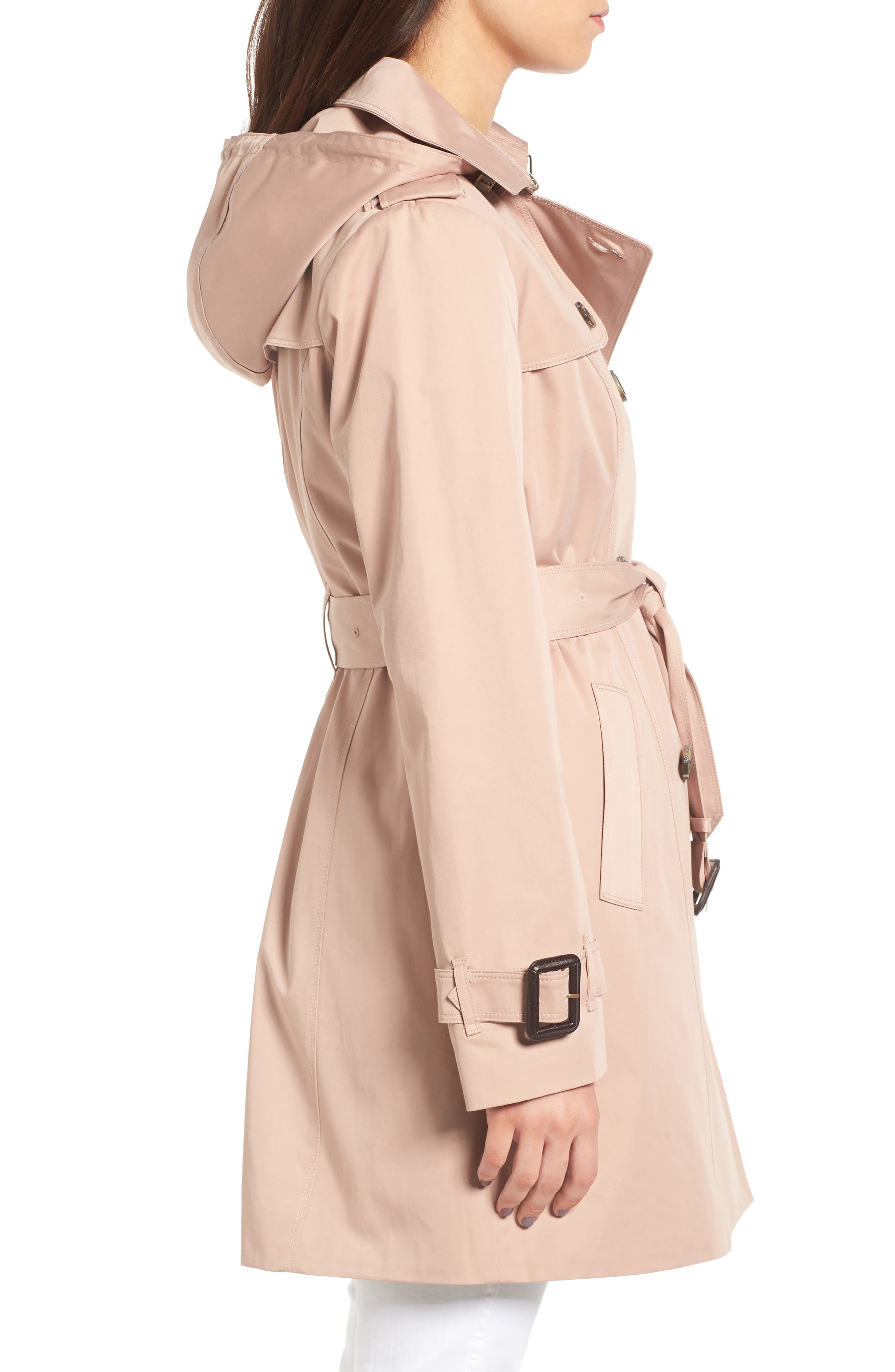 ,                             Heritage Trench Coat with Detachable Liner,                             Alternate thumbnail 13, color,                             277