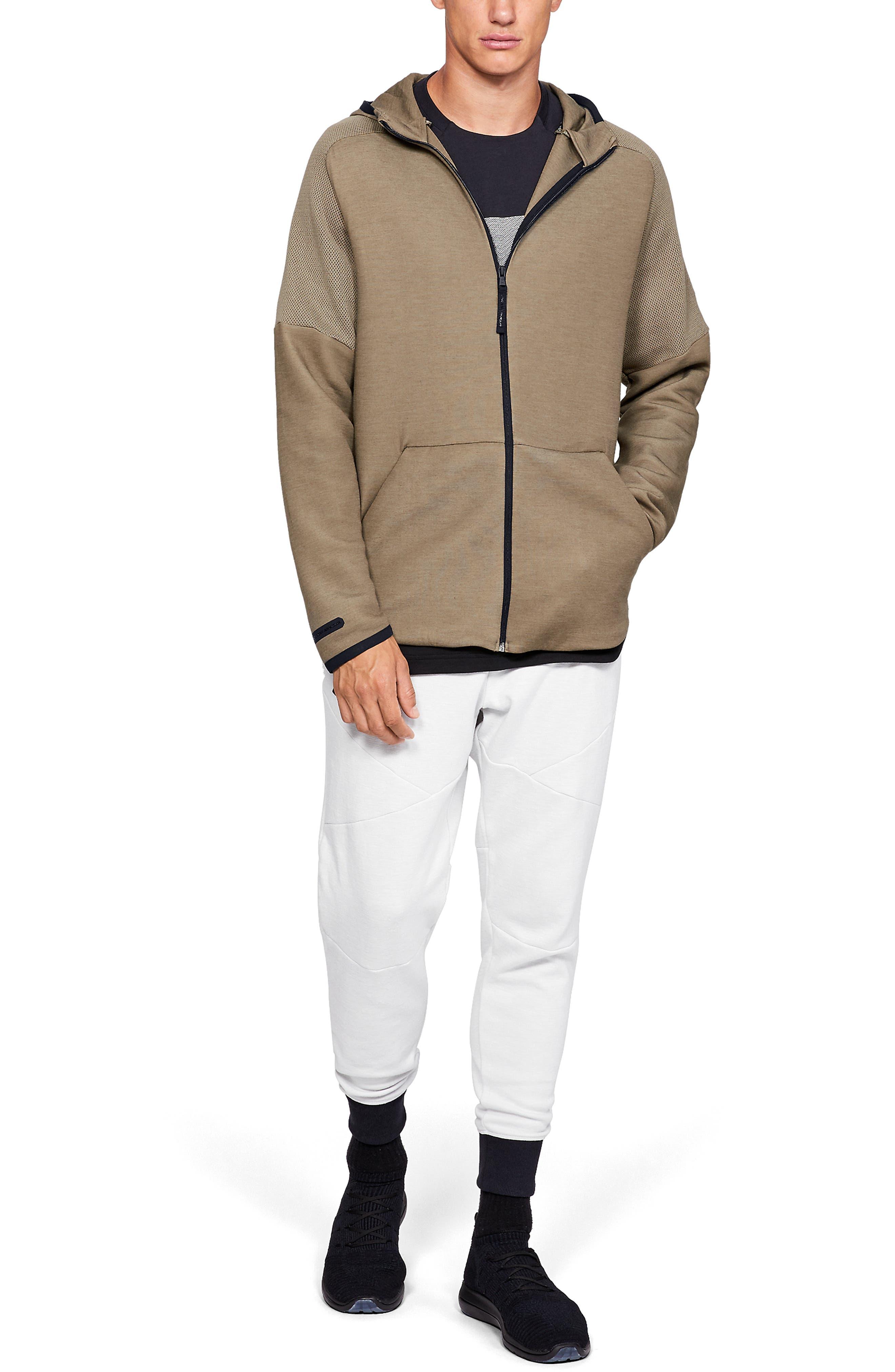 ,                             Unstoppable Move Light Full-Zip Hooded Sweatshirt,                             Alternate thumbnail 16, color,                             200