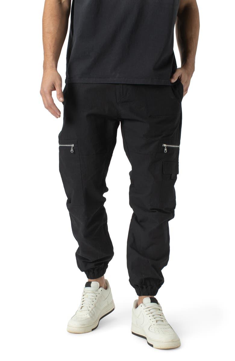 ZANEROBE Jumpa Combat Jogger Pants, Main, color, 001