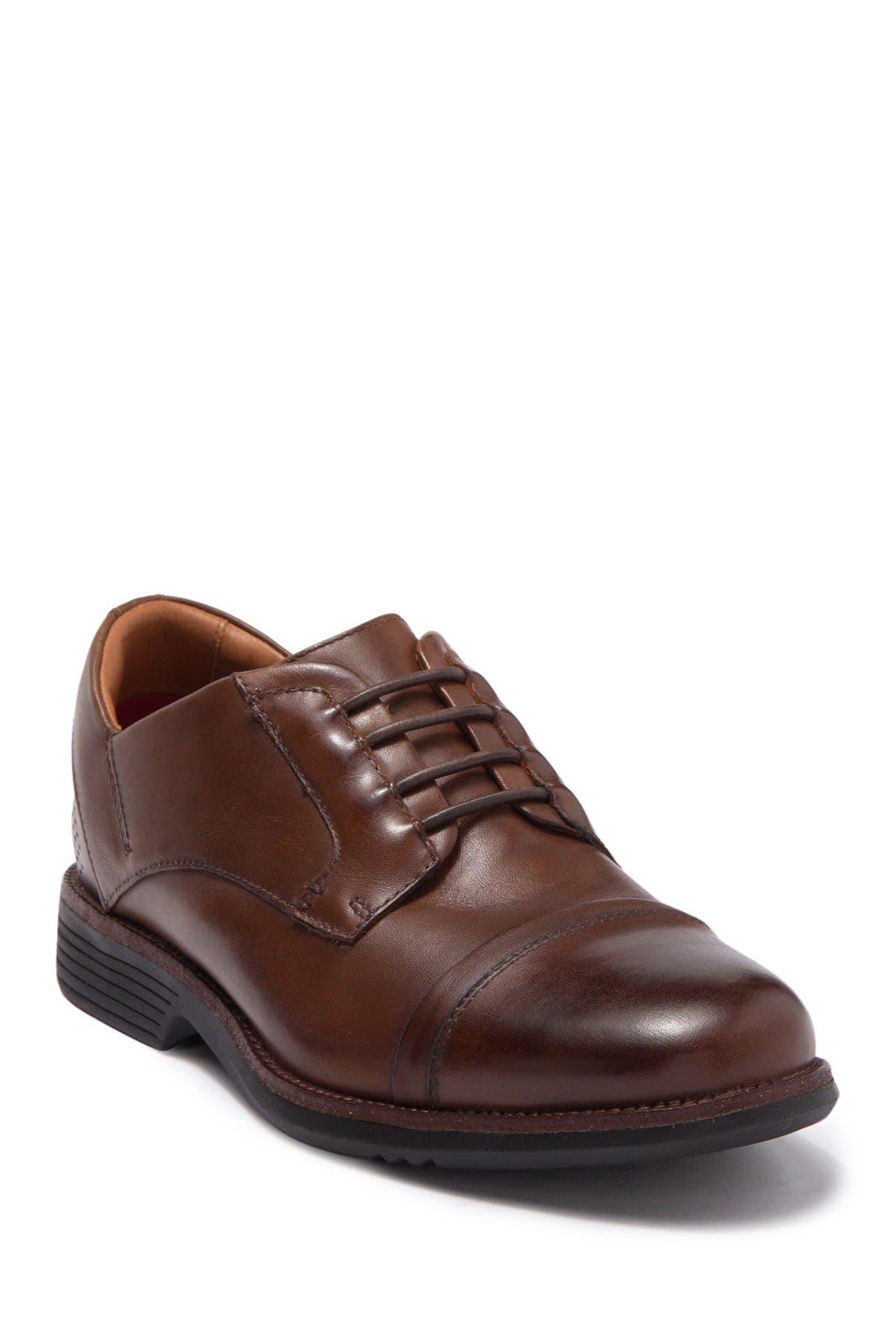 Image of KIZIK Belmont Leather Slip-On Derby