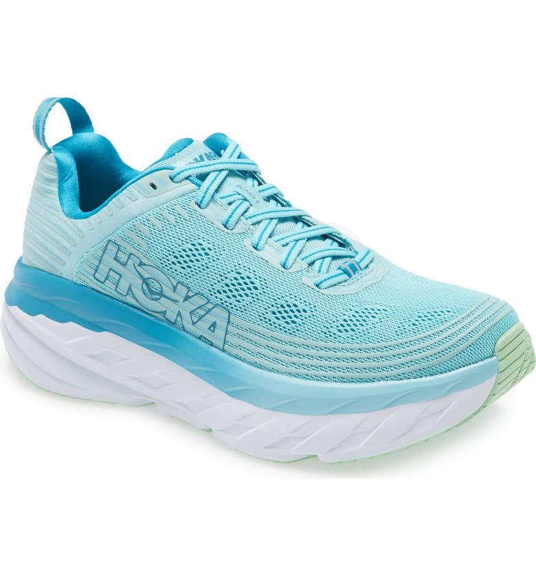 HOKA ONE ONE Bondi 6 Running Shoe, Main, color, 402