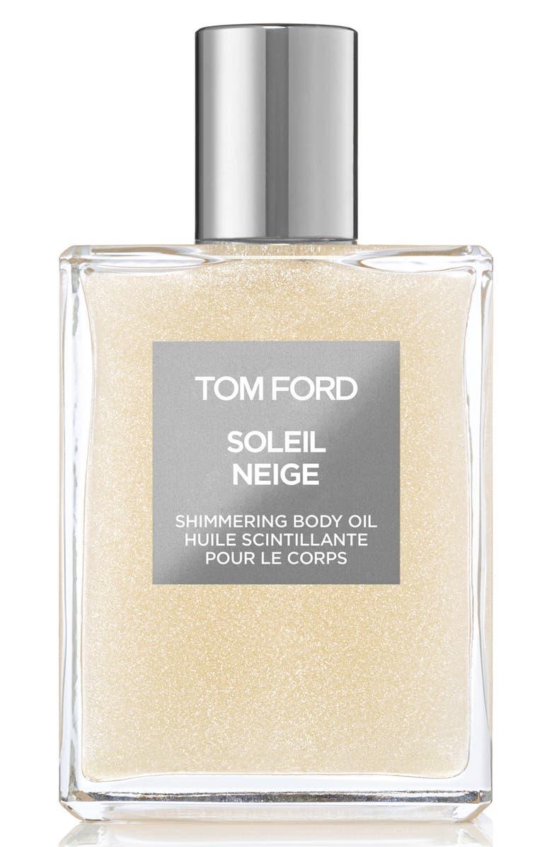 TOM FORD Soleil Neige Shimmering Body Oil, Main, color, NO COLOR