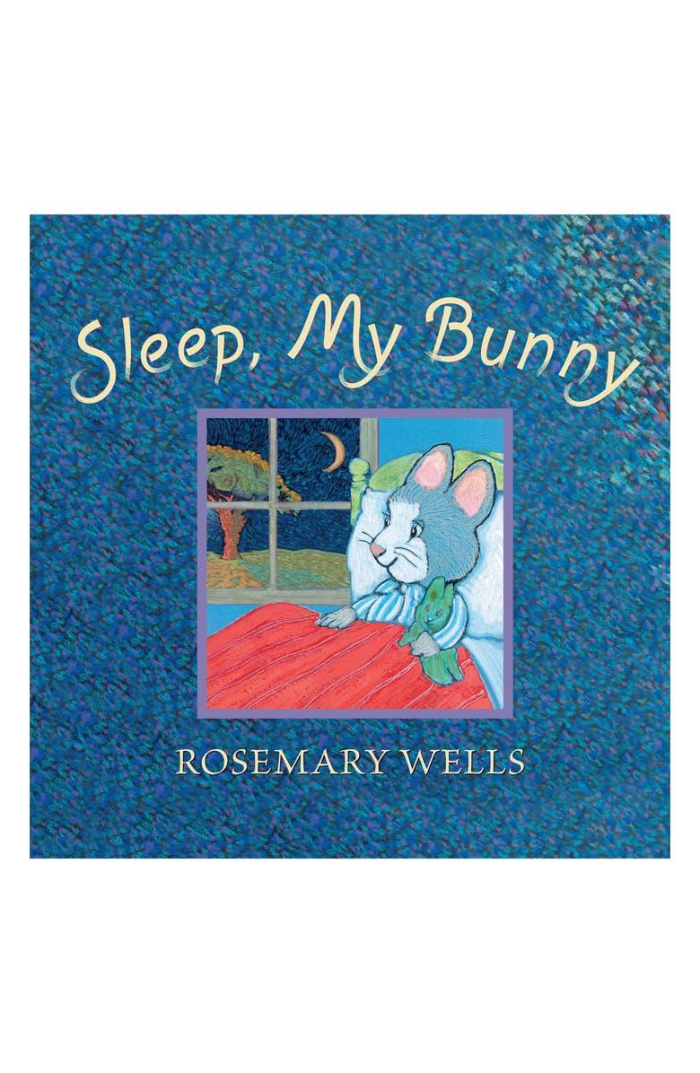 PENGUIN RANDOM HOUSE 'Sleep, My Bunny' Book, Main, color, DARK BLUE