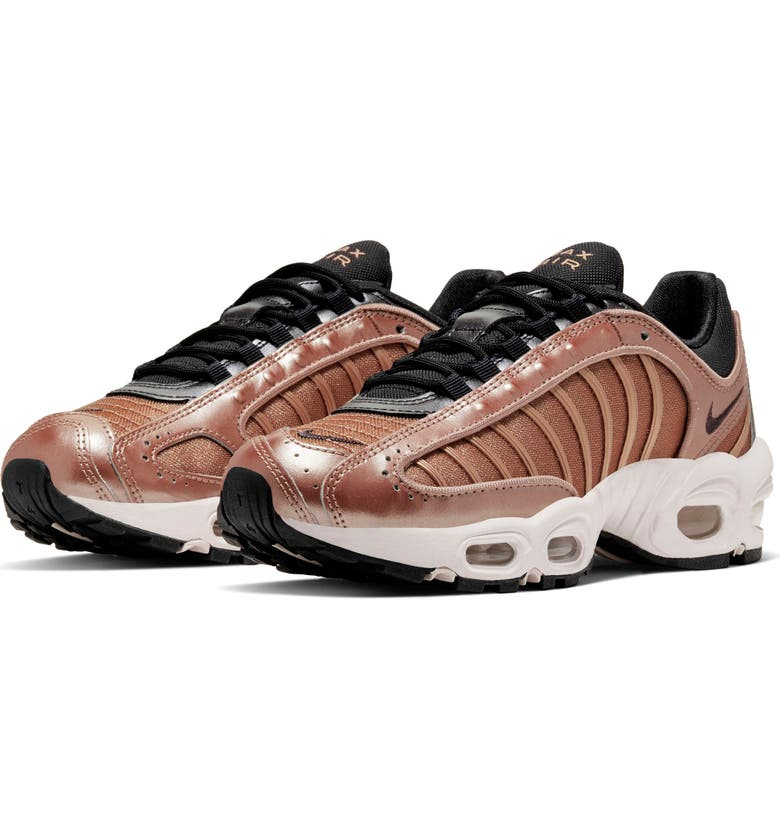 NIKE Air Max Tailwind IV Sneaker, Main, color, RED BRONZE/ GRAY/ BLUE