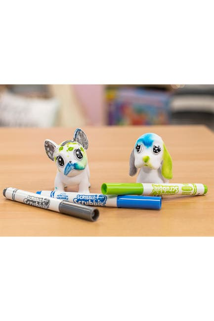 Image of Crayola Scribble Scrubbie Pets Pack