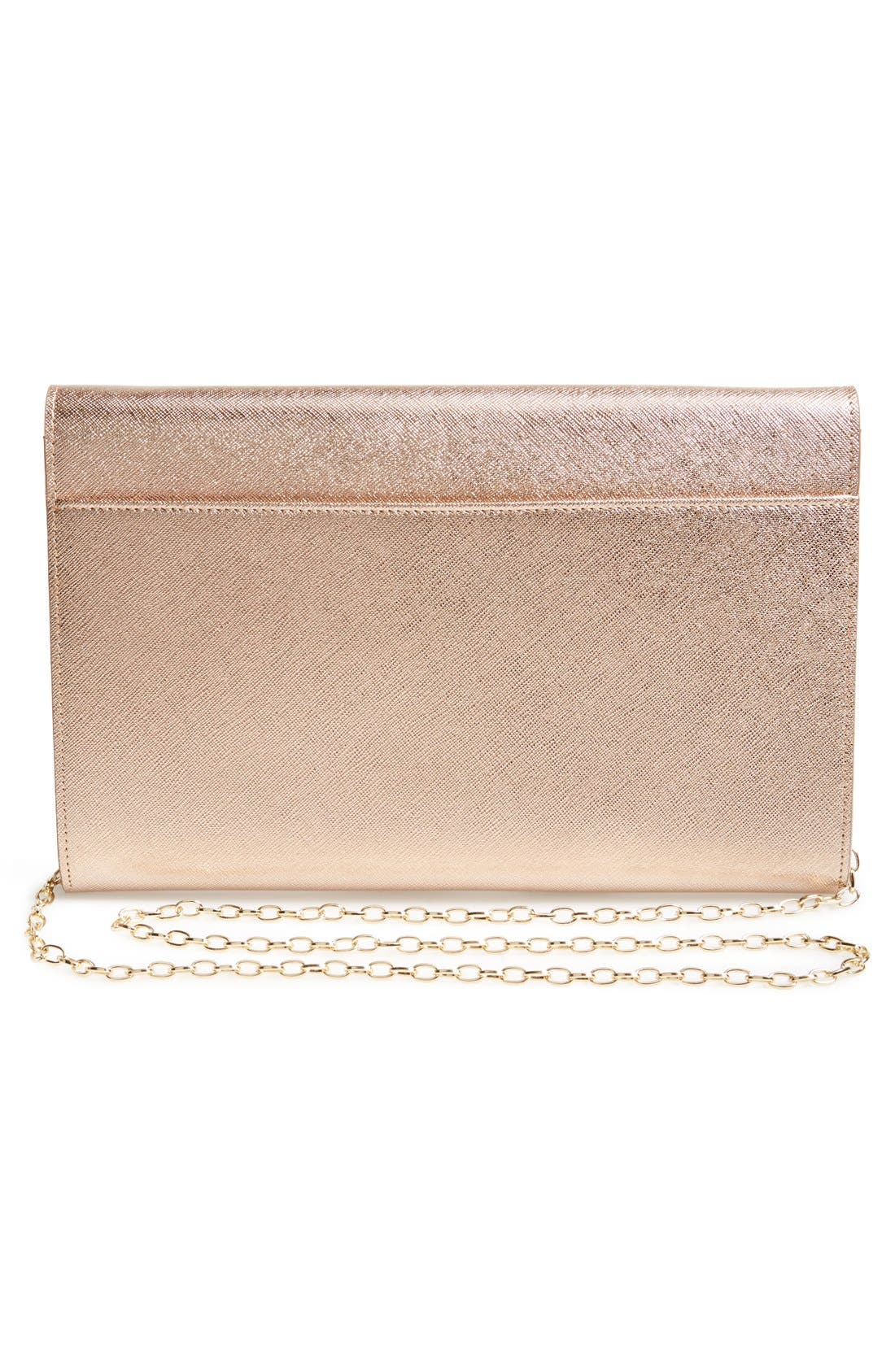 ,                             Saffiano Leather Day Clutch,                             Alternate thumbnail 11, color,                             220