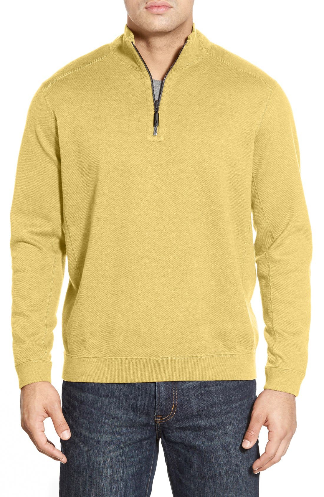 ,                             'Flip Side' Reversible Quarter Zip Pullover,                             Main thumbnail 103, color,                             700