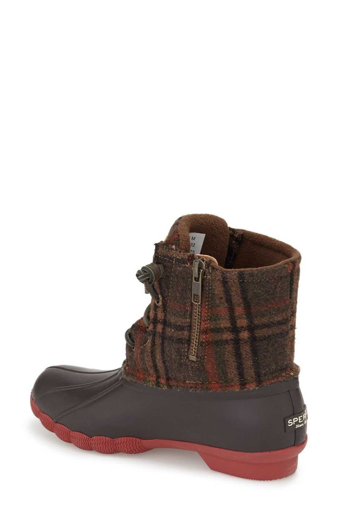 ,                             Saltwater Duck Boot,                             Alternate thumbnail 71, color,                             203