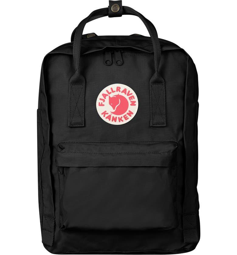 FJÄLLRÄVEN 'Kånken' Laptop Backpack, Main, color, 001