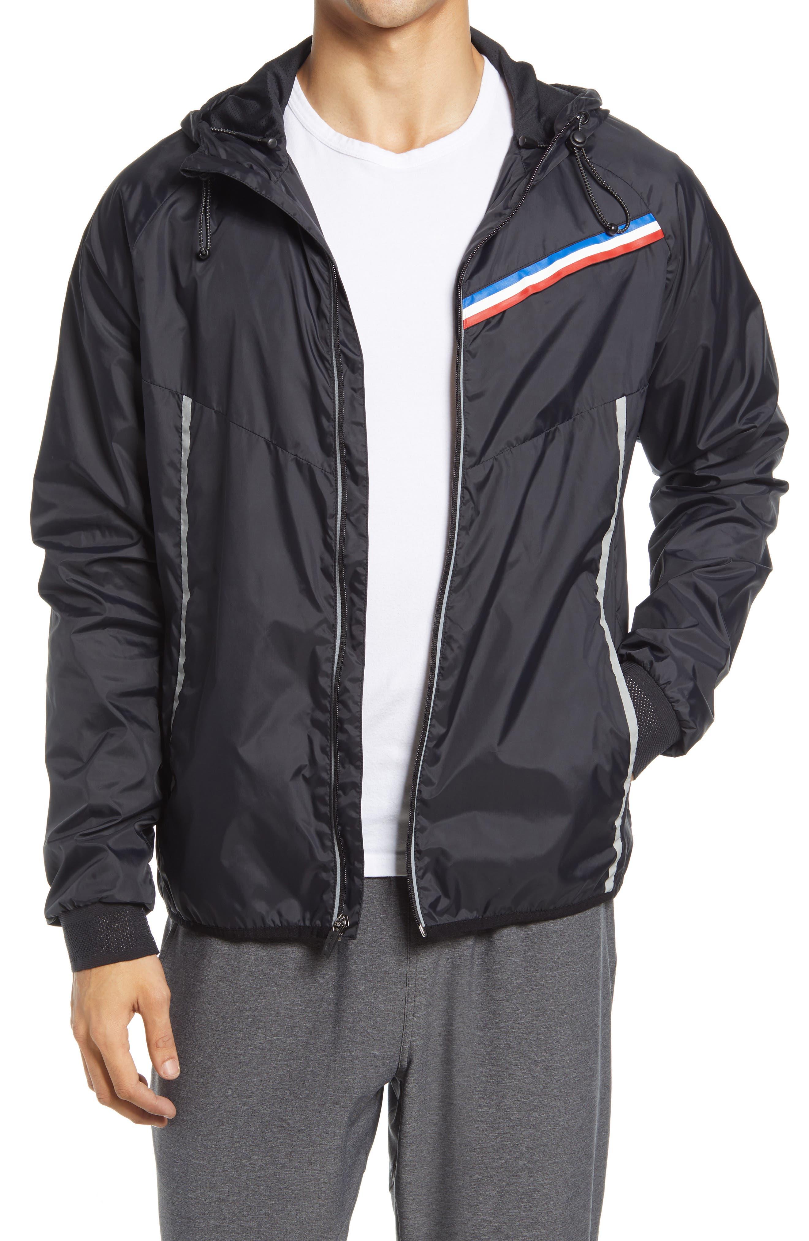 Propel Windbreaker Jacket