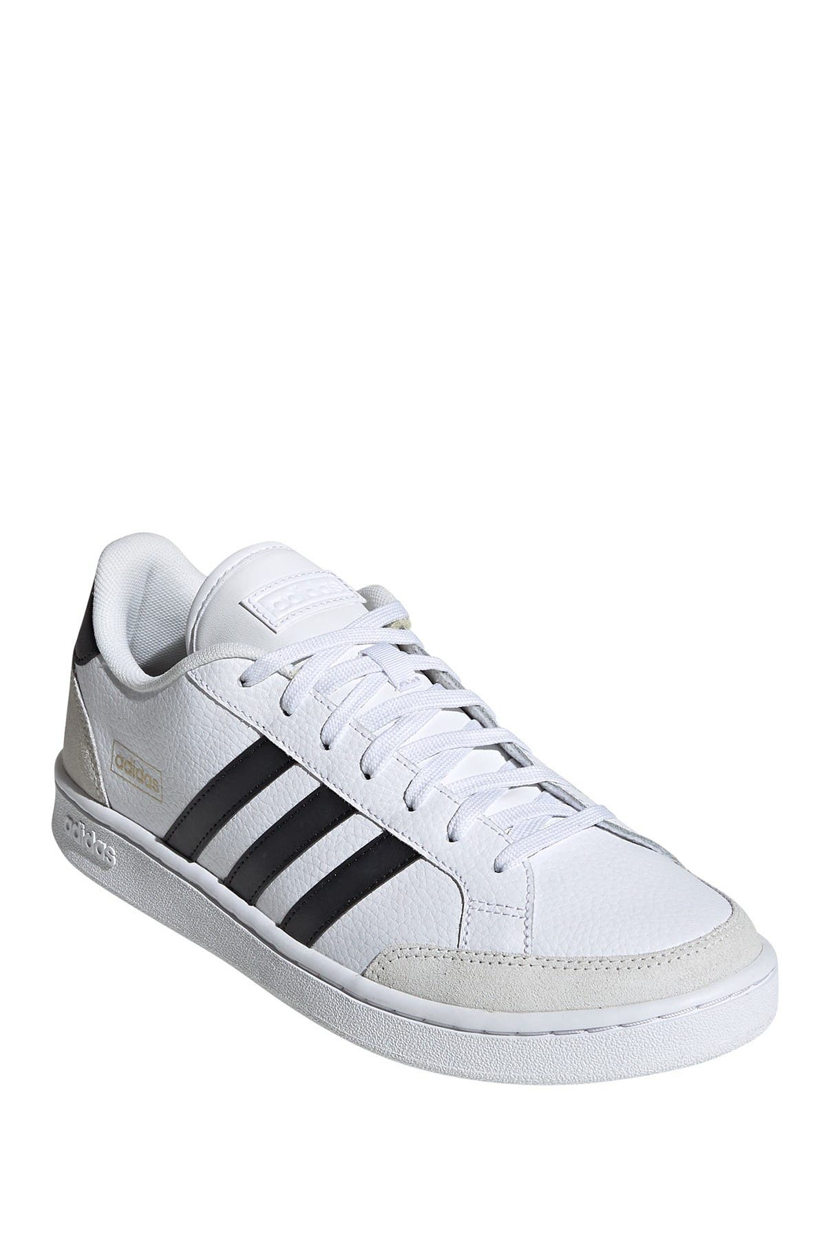 Image of adidas Grand Court SE Leather Sneaker