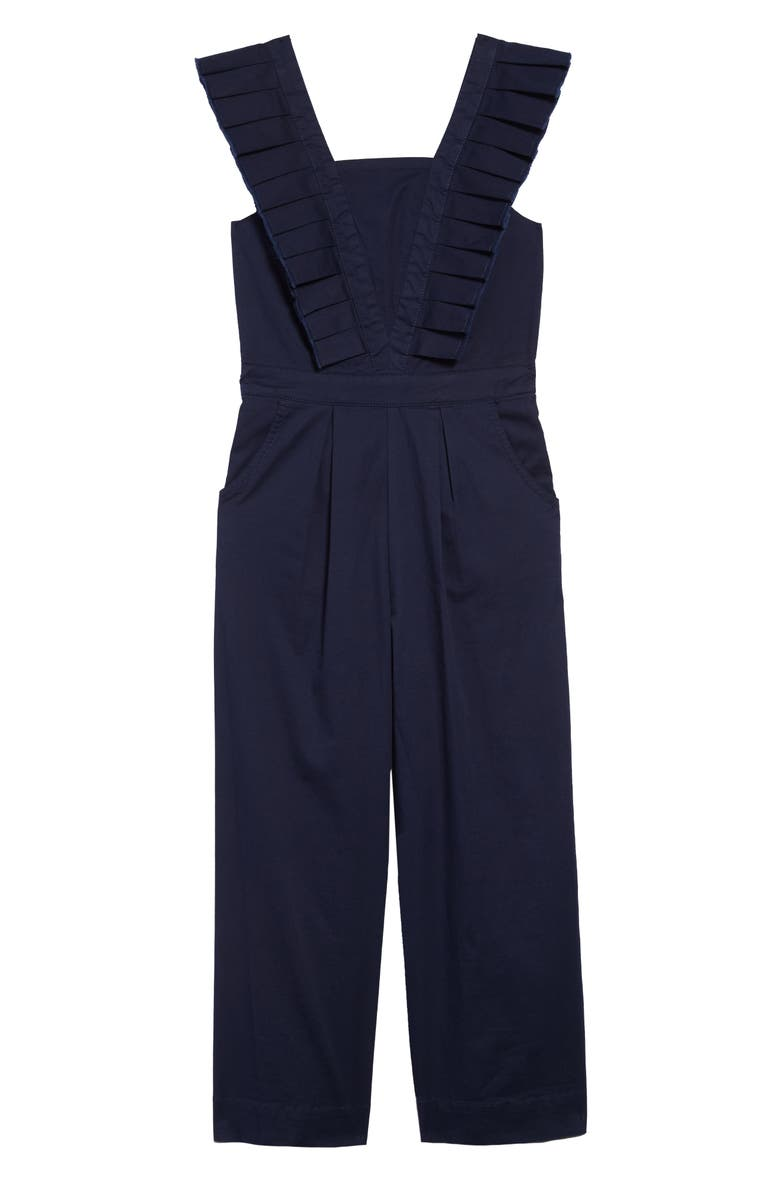 HABITUAL GIRL Habitual Pleated Jumpsuit, Main, color, 410
