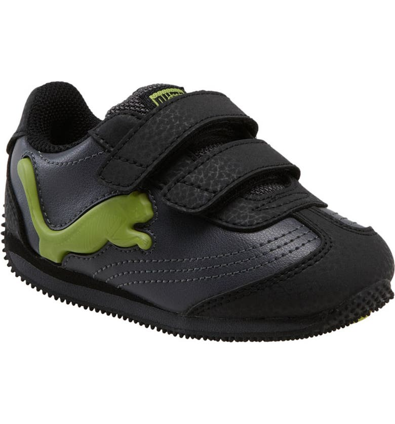 PUMA 'Speeder Illuminescent' Sneaker, Main, color, 001