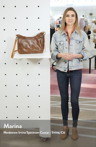 Delilah Convertible Hobo Bag, sales video thumbnail