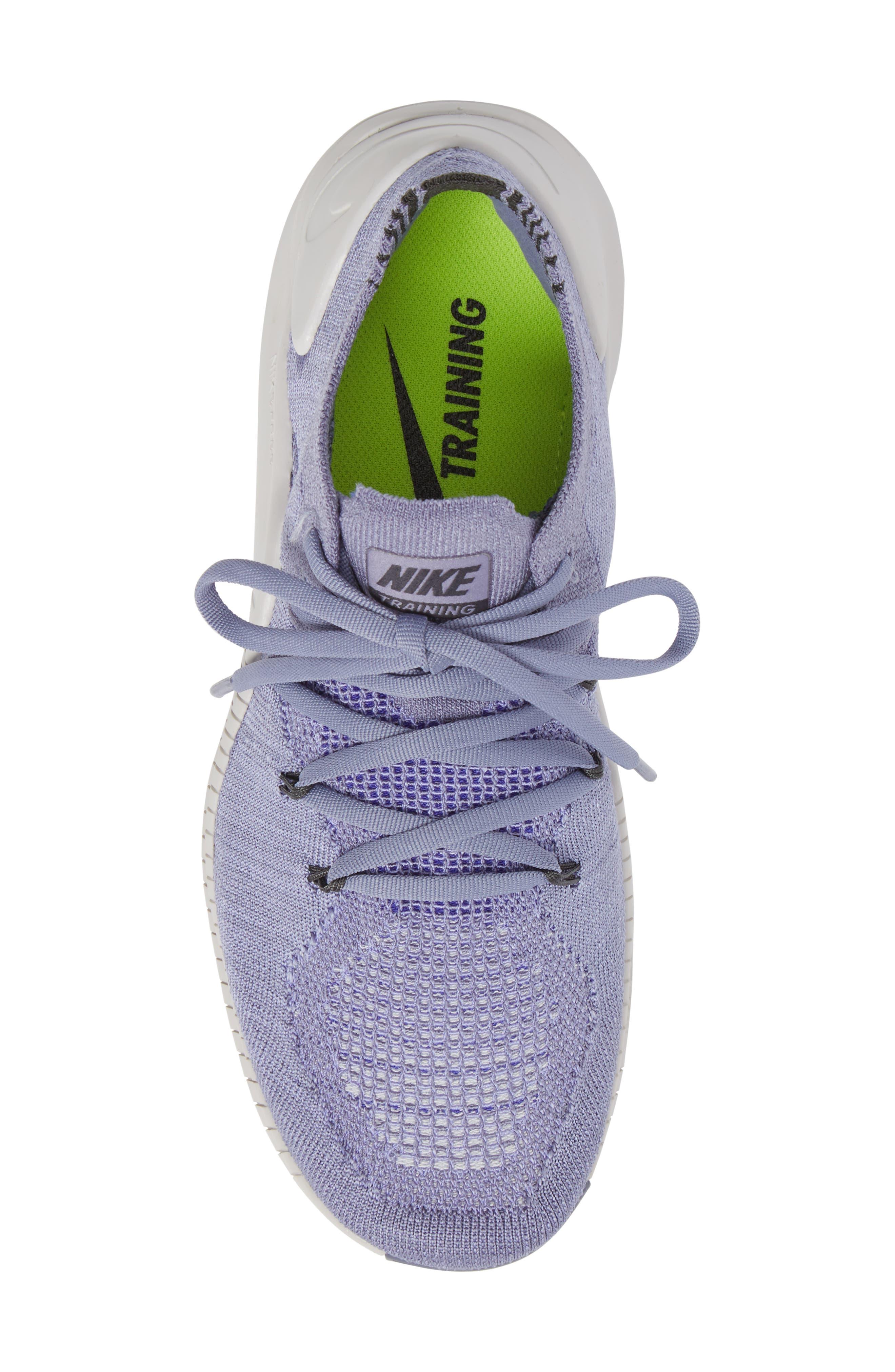 ,                             Free TR Flyknit 3 Training Shoe,                             Alternate thumbnail 76, color,                             500