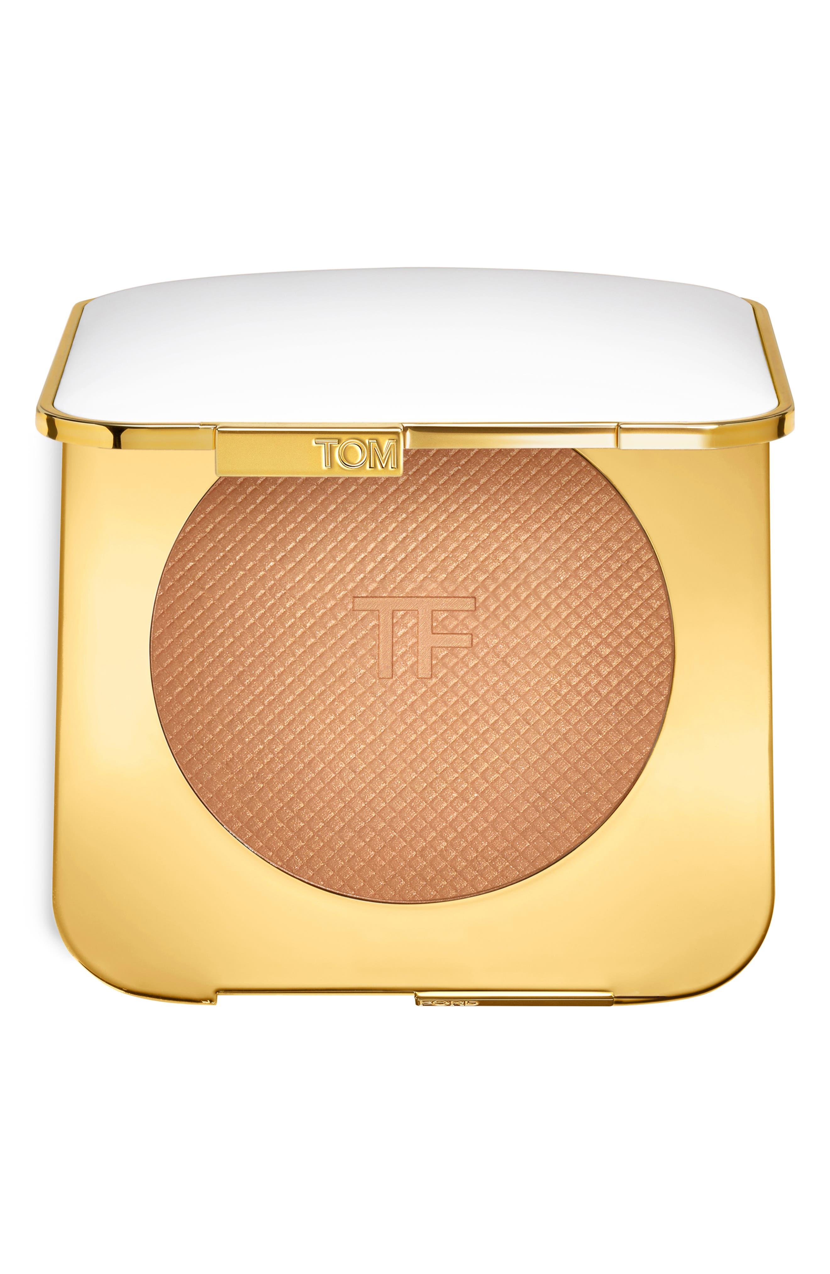 ,                             Soleil Glow Bronzer,                             Main thumbnail 1, color,                             01 GOLD DUST