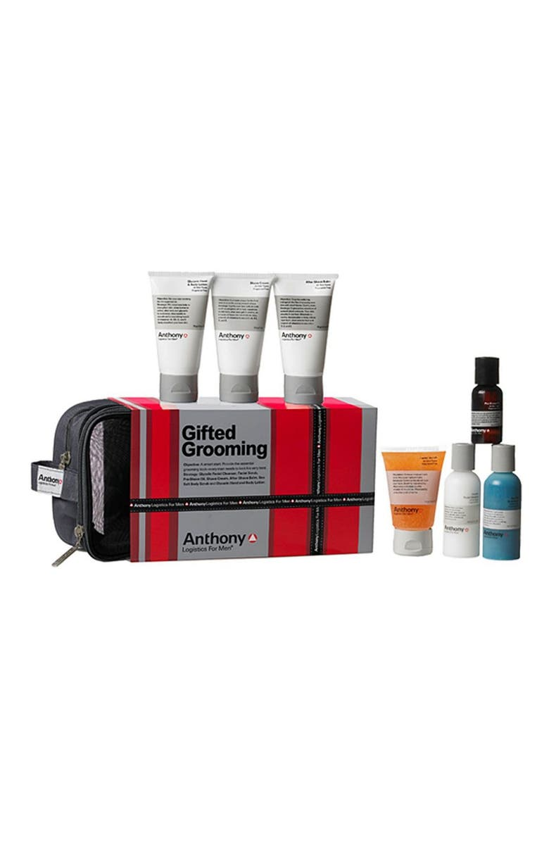 ANTHONY<SUP>™</SUP> 'Gifted Grooming' Kit, Main, color, 000