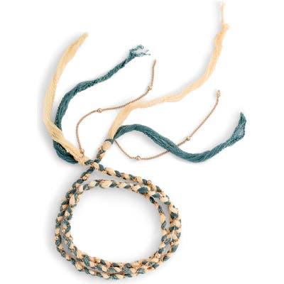 Lux Divine Tallulah Wrap Bracelet