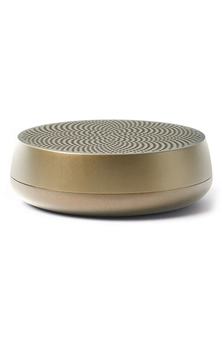 LEXON MINO L Bluetooth<sup>®</sup> Speaker, Main, color, SOFT GOLD