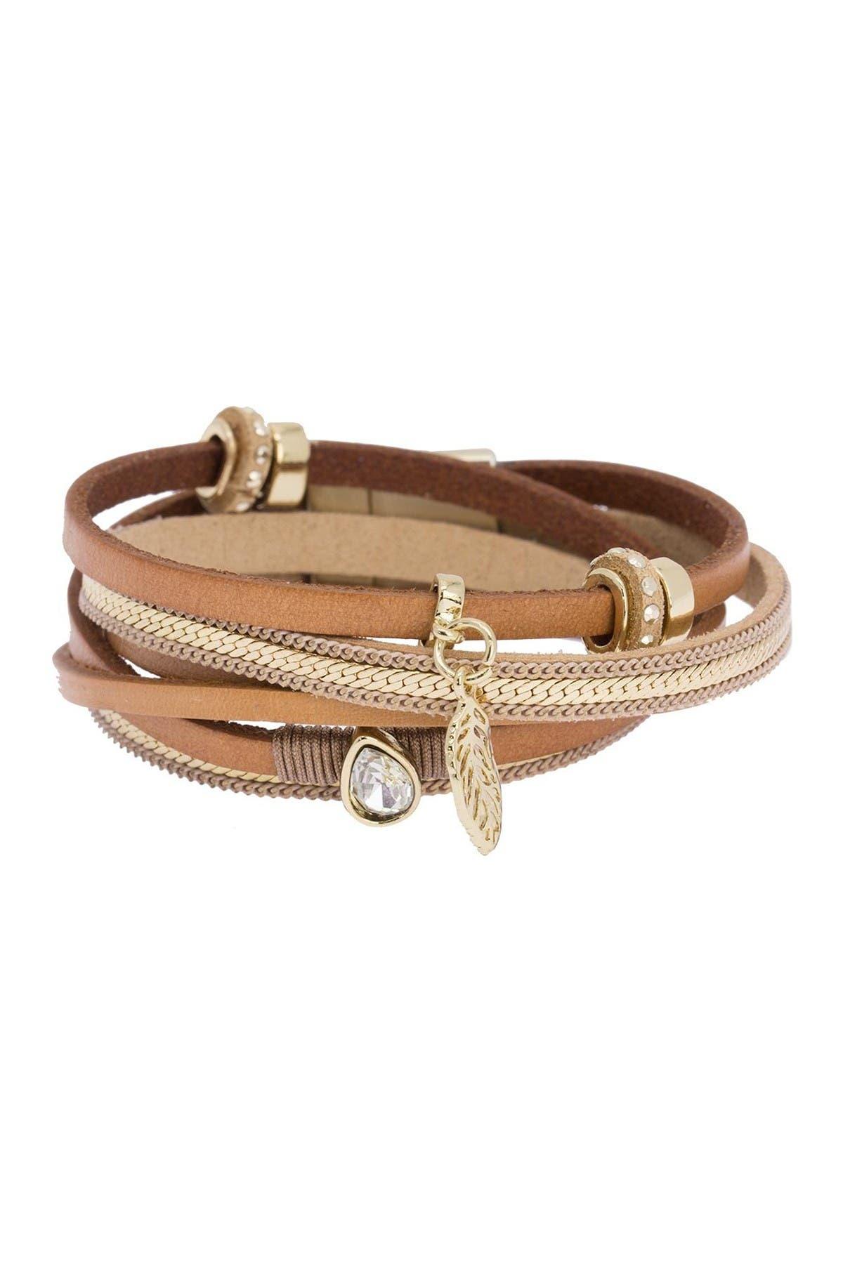 Image of Saachi Autumn Lush Bracelet